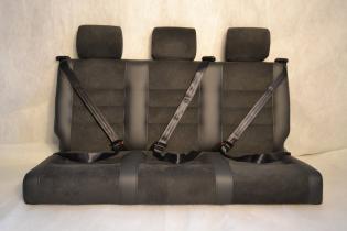Сиденья автомобильные для микроавтобусов «Премьера» Vip Черный