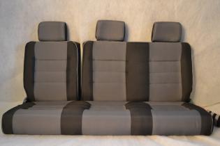 Сиденья для микроавтобусов «Премьера 2+1» Макс