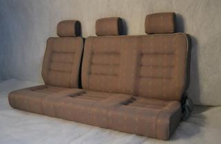 Автомобильные кресла трансформер «Премьера 2+1» Volkswagen Transporter
